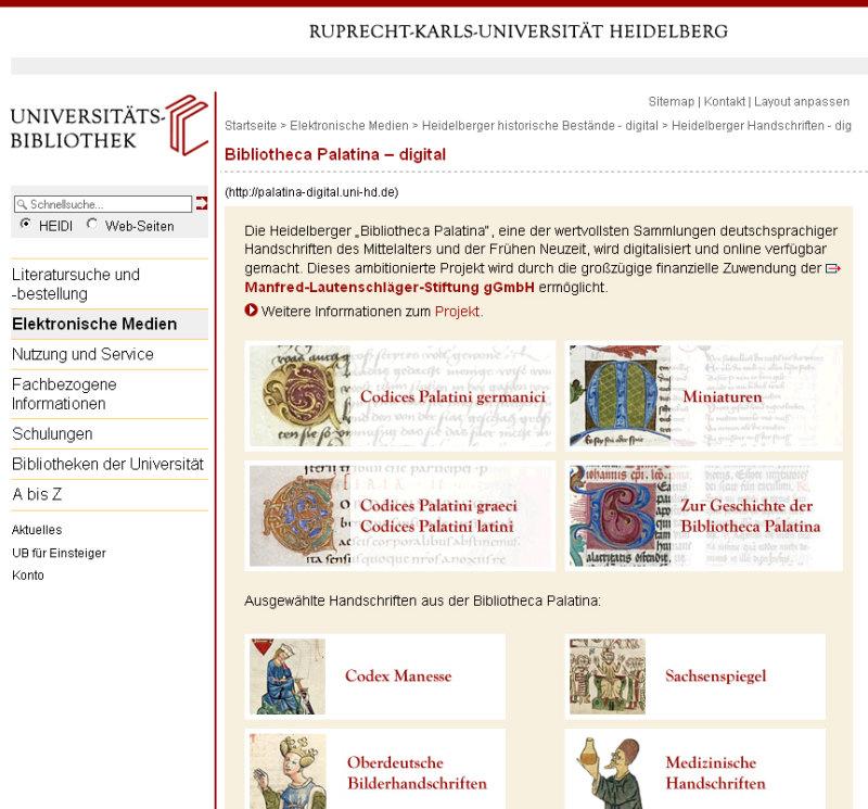 Datierung im Mittelalter Web-Serie