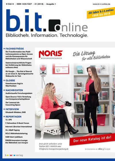 b i b i bibliotheksfachzeitschrift mit information und technologie. Black Bedroom Furniture Sets. Home Design Ideas