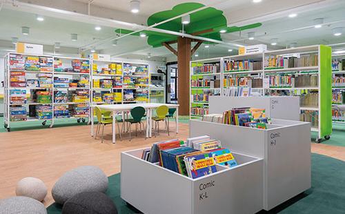 """""""Wir machen Bibliotheken einfach."""""""
