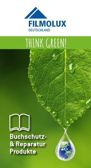 Spezialist für Buchschutz präsentiert grünes Konzept auf dem Bibliothekartag in Leipzig