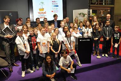 TOMMI – Deutscher Kindersoftwarepreis 2019: Die Sieger stehen fest