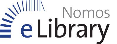 DFG-Förderung für Nomos Wissenschaftsliteratur