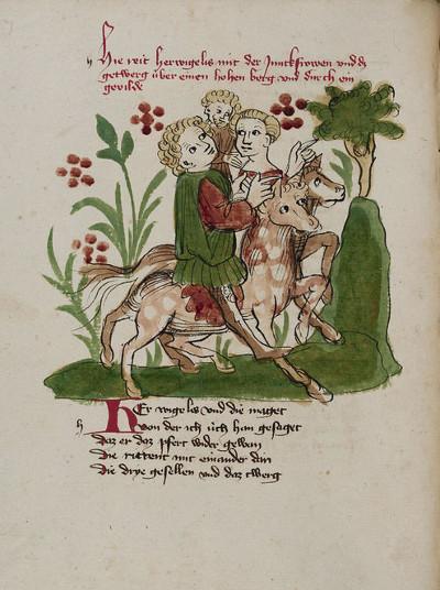 Der Donaueschinger Wigalois –  ein Artusritter kehrt zurück