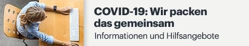 COVID-19 – Wir packen das gemeinsam