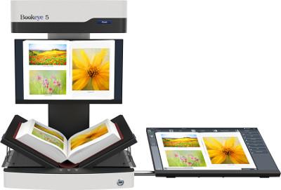 Bookeye® 5: Vorhang auf für die nächste Generation der Image Access Buchscanner