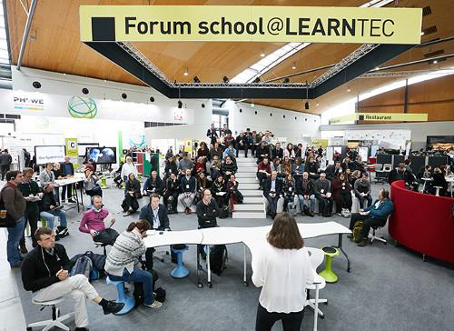 LEARNTEC macht digitale Schule erlebbar