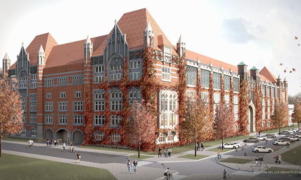 ZBW Hamburg zieht 2023 vom Neuen Jungfernstieg an den Campus Rotherbaum